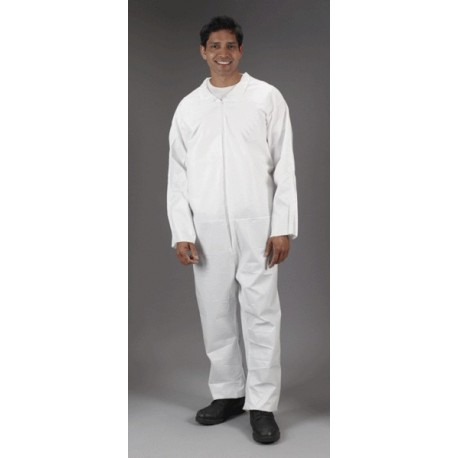 Coveralls Micromax loose wrist/ankle  25ct  412