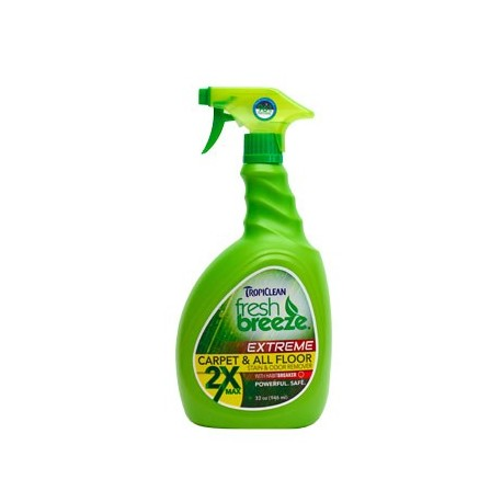 Tropiclean  Fresh Breeze  Carpet & Floor Odor Eliminator 32oz