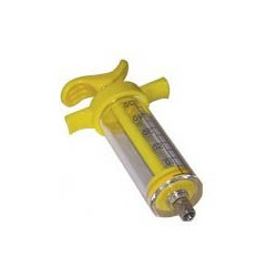 Ideal Nylon Bar H Syringes 50ml