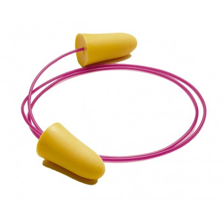 Ear Plugs- Softies Foam with cord