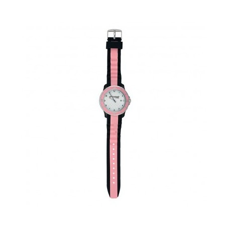 MT1501 Black and Pink Sports Watch