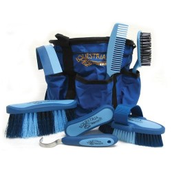 Equestria Sport 8pc Grooming Kit - Blue