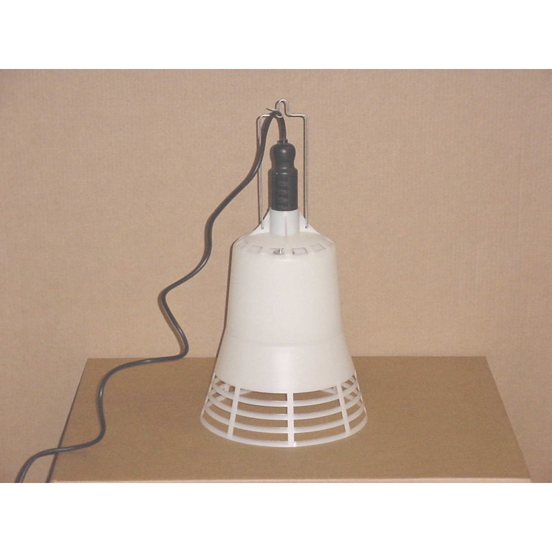 Heat Lamp 8ft Cord Adjustable With Wire Bail
