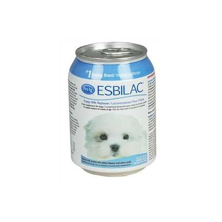 Pet Ag Esbilac Milk Replacer Dog Liquid 8oz