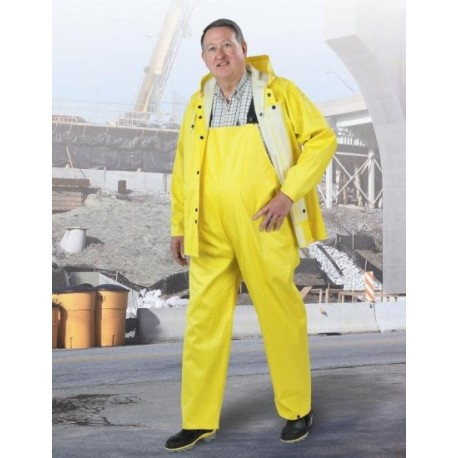 Onguard Rain Suit 3piece Yellow 76017