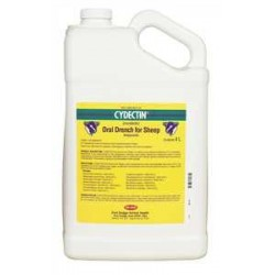 Cydectin Oral Sheep Drench 4lt