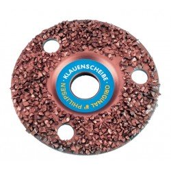"Hoof Disc-Single Sided DENSE 4.5"" 115mm"