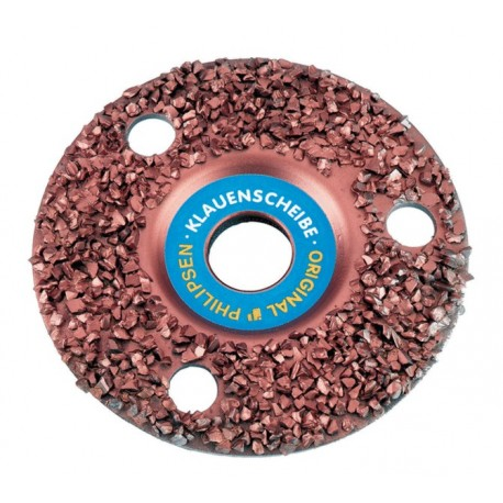 "Hoof Disc-Single Sided DENSE 4.6"" 115mm"